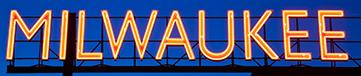 Milwaukee Neon Sign